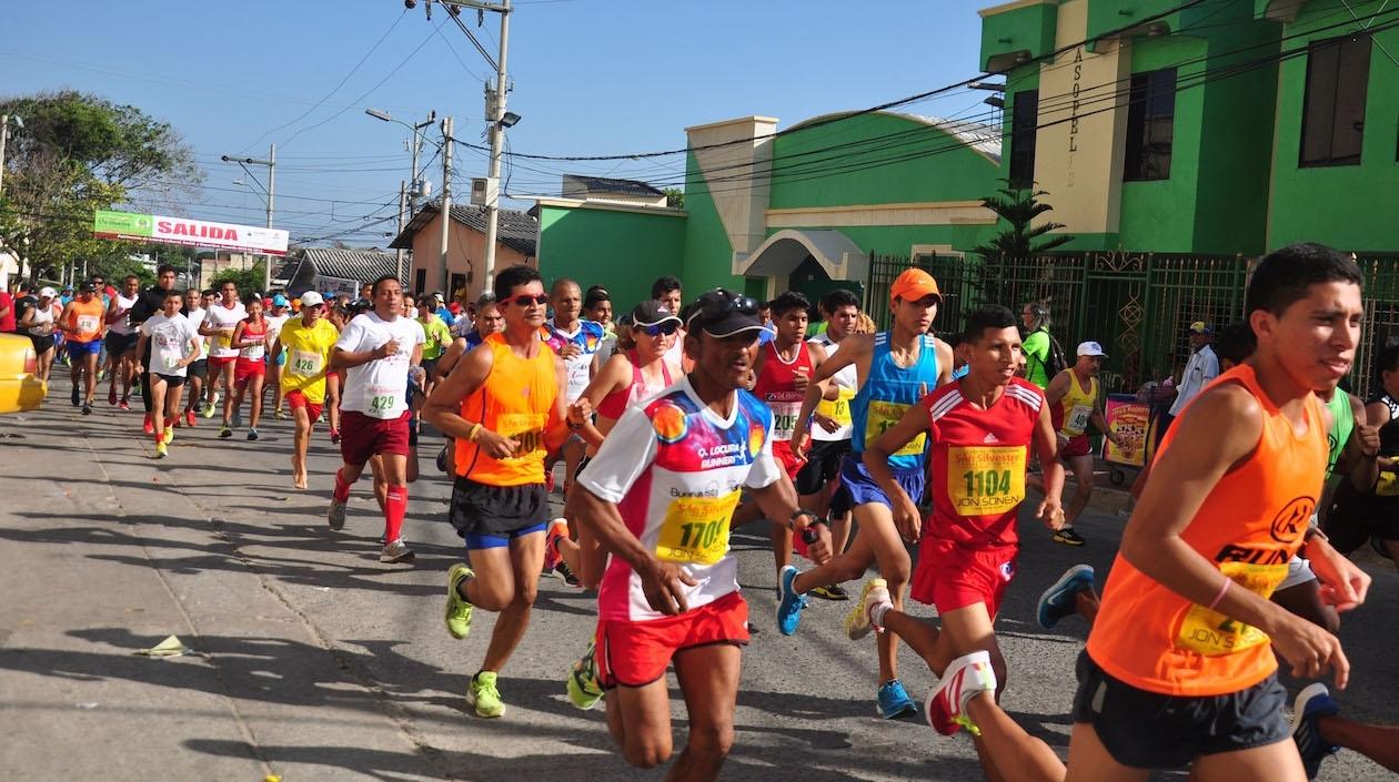 hipocresía sencillo Emborracharse  Por carrera San Silvestre cierre de vías para el lunes 31 de diciembre -  Noticias Barranquilla