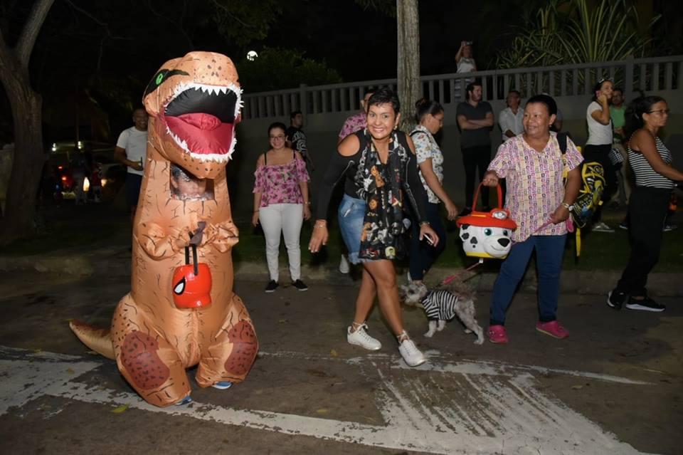 Resultado de imagen para Triki triki Halloween seguro y en familia para los niños de Barranquilla