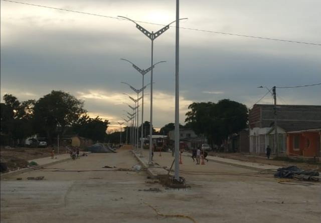 """Resultado de imagen para """"Conexión de Murillo con la calle 30, a través de la carrera 4, está pavimentada en su totalidad"""": alcalde Char"""