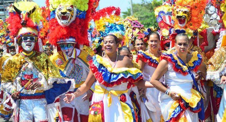 Carnaval De Barranquilla 16 Años Siendo Patrimonio Cultural De La Humanidad Noticias Barranquilla